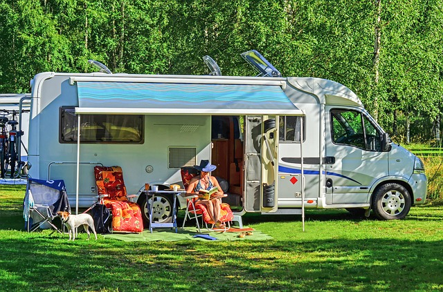 Buying a Used RV Checklist