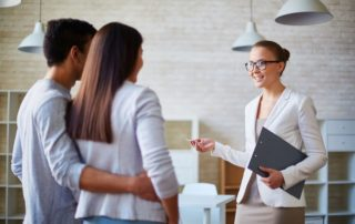 working with a mortgage broker