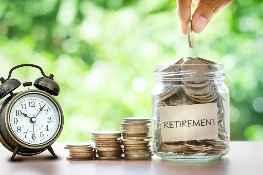 save money for retirement