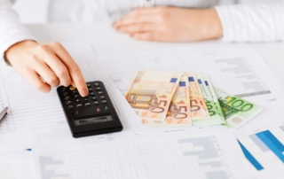 creating monthly budget